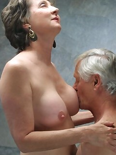 really hot grannys nud